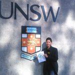 Alumni test Aussie 6