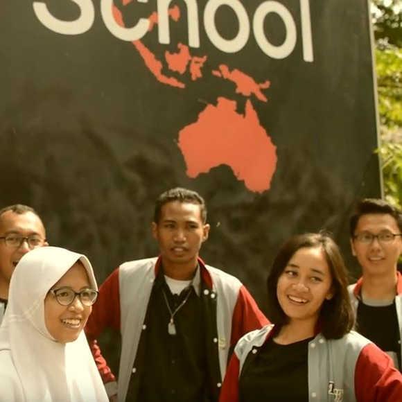 Karya Kolaborasi Pemuda Pemudi Indonesia