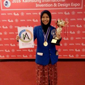 Peserta homeschooling dan International Awards